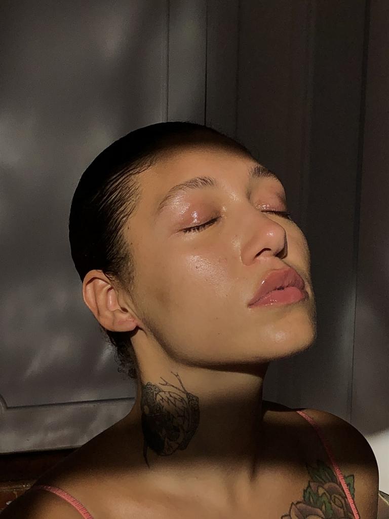 Hidratação tipos de pele